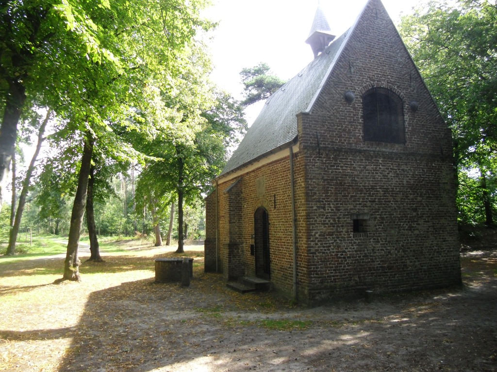 Willibrordusput in Geijsteren.